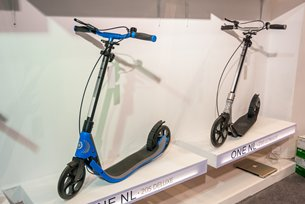 The Globber range of safety-first scooters