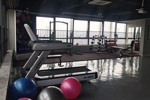 Bei'er Laika's fitness studio