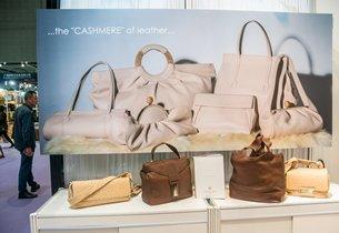 Deerskin handbags from Monika Paulinyova