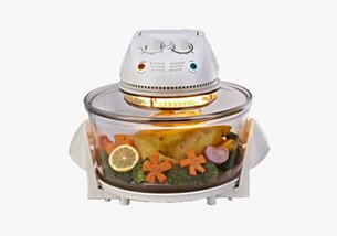Halogen oven convenience from Jalja