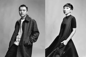 Lary Cheung and Yi Chan