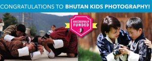 Bhutan Kids Photography