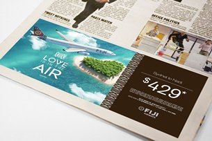 Aiming for digital stand-out: high-flying Fiji Airways