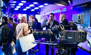 Lights, cameras, autocues: the latest in media-tech