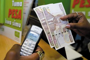 M-Pesa: Kenya's favourite mobile-money app