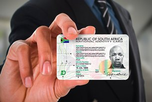 South Africa's biometric ID card