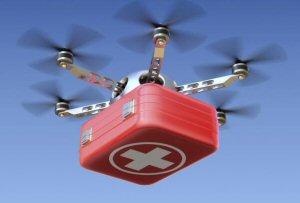 Flying doctor: Rwanda's medicine-delivering drone