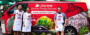 Jou Sun team