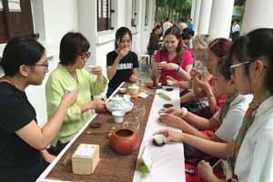 tea salon