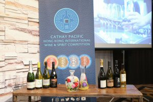 Cathay Pacific Hong Kong International Wine & Spirit Competition Award Ceremony