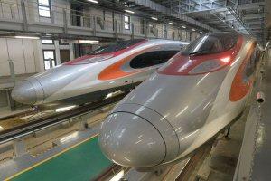 Hong Kong-Shenzhen-Guangzhou express rail link
