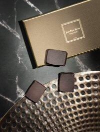 Chocolate Bonbons Happy Dark