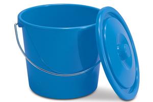 Star Ind'l's blue pails