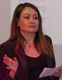Andrea Rojas, Vice President of AMHH