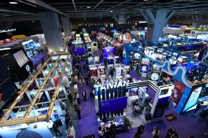 The four-day event drew nearly 9,000 buyers