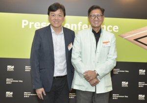 Ken Nga (left) and Raymond Yip