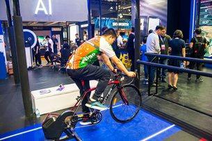 Tsinghua Tongfang's e-cycle system