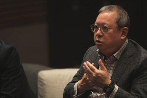 HKTDC Chairman Peter Lam