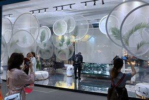 Organic ornamentation: eco-friendly embellishments