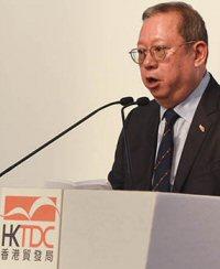 HKTDC Chairman Dr Peter KN Lam