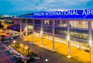 Yangon Airport