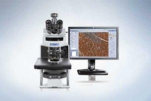 Camera microscopy from Olympus