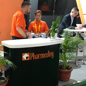 Pharmedley Exhibitor Pharmedley provides processing technologies