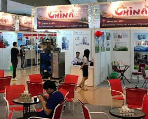 There was a comprehensive Mainland Chinese contingent at the expo