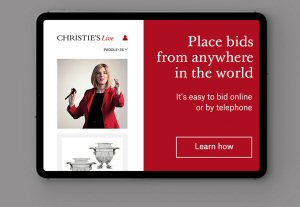 Online auctions have a wider reach
