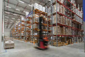The rise in online sales is fuelling the development of logistics infrastructure