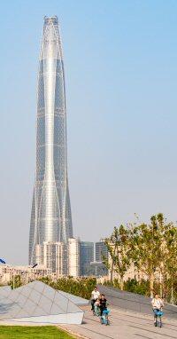 Tianjin Chow Tai Fook Financial Centre