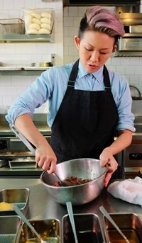 Chef May Chow