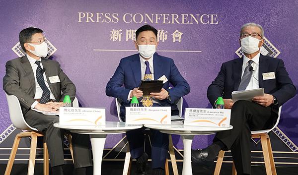 Winston Chow, Benjamin Chau, Lawrence Ma
