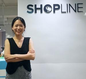 SHOPLINE COO Fiona Liu