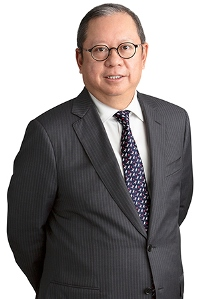 Dr Peter K N Lam, Chairman of the HKTDC