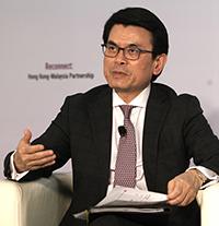 Edward Yau, Secretary for Commerce and Economic Development