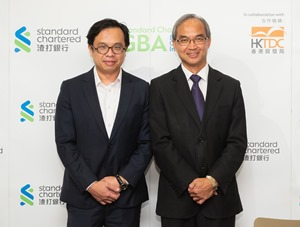 Kelvin Lau and Nicholas Kwan