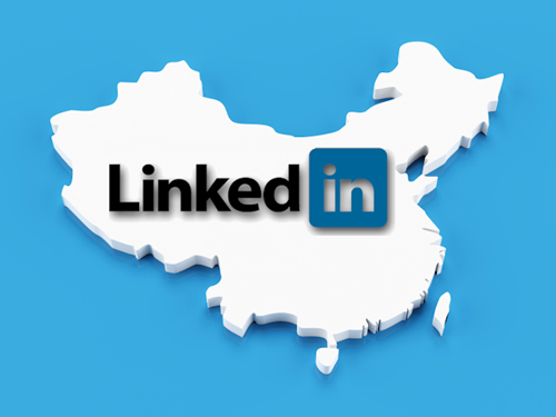 Photo: LinkedIn China: a success in an area where other social media fear to tread?