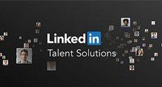 照片:LinkedIn 人才解决方案:协助企业在人才争夺战中脱颖而出。