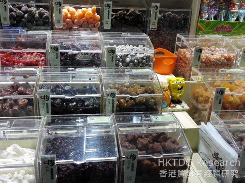 Mainland Consumers Go Snack Happy, with Dedicated Outlets