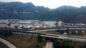 Photo: The Pingxiang Comprehensive Bonded Zone.