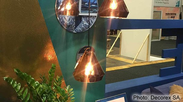 High-tech Gifts and Low-tech Sanctuaries Vie for Attention at Decorex