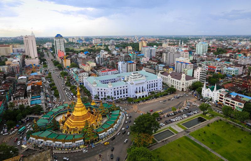 相片:缅甸