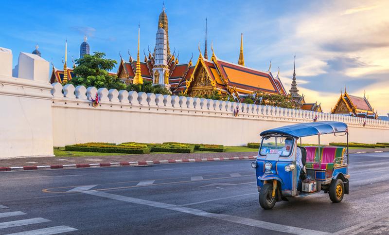 相片:泰国