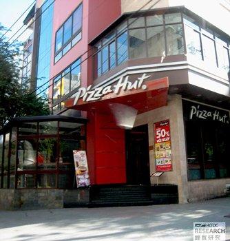 圖: 外資食肆在胡志明市及河內大行其道