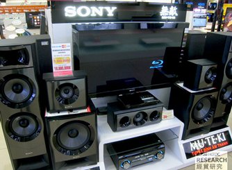 Photo: Wide range of household electronics available in a shopping centre