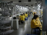 相片:珠三角廠商生產線