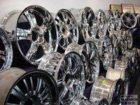 相片:珠三角廠商生產的汽車零部件