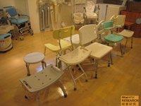 相片:防滑沐浴椅