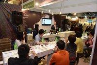 相片:香港國際美酒展